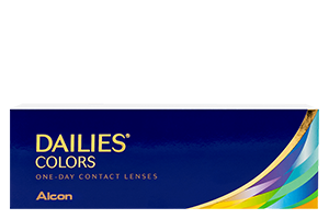 Dailies COLORS 30 Pack